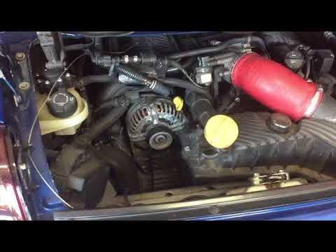 ENGINE CODE P1340 PORSCHE 911