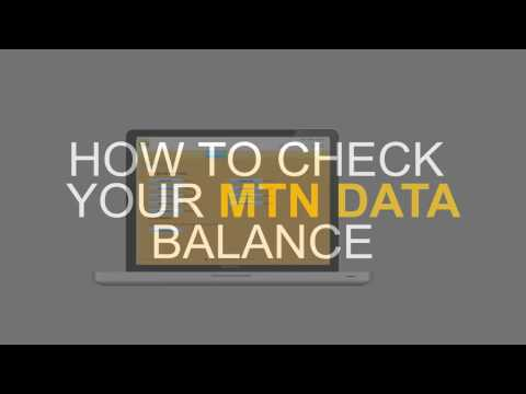 How to check your data balance on your MIFI