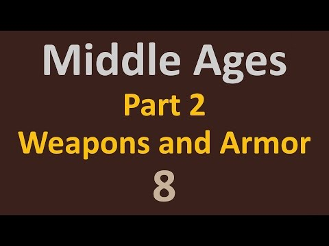 The Middle Ages - Part 2 Weapons and Armor - Coat of Arms - 8