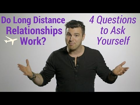 Do Long Distance Relationships Work?