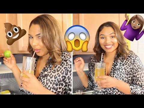 I TEST OUT 4 ACV DRINK RECIPES!