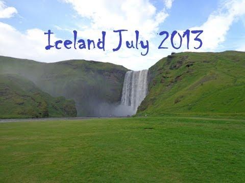 Iceland July 2013