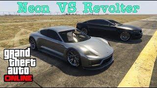 Pfister Neon VS Ubermacht Revolter   GTA 5 Online