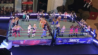 WWE 2 Ring     16 Teams       Tag Team Battle Royal