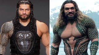 WWE 30 Superstars Who Look Alike Celebity