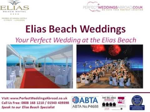 Elias Beach Weddings