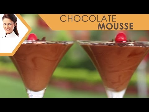 Chocolate Mousse I Easy To Make Chocolate Recipe I Quickies With Masterchef Shipra Khanna I Ep 22