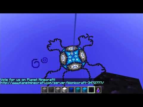 Minecraft: Server Spawn Speed Build ep. 2 with BionicFrost