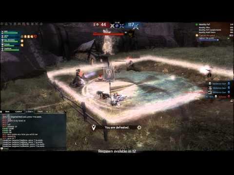 Necromancer Structured PVP Minion Build Guild Wars 2