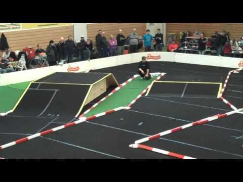 2. A-Final 4WD RC Car Indoor Offroad Race Stäfa 2010
