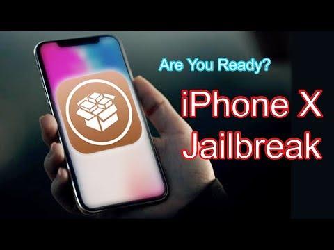 iPhone X Jailbreak Running On IOS 11.1.1   Demo Video