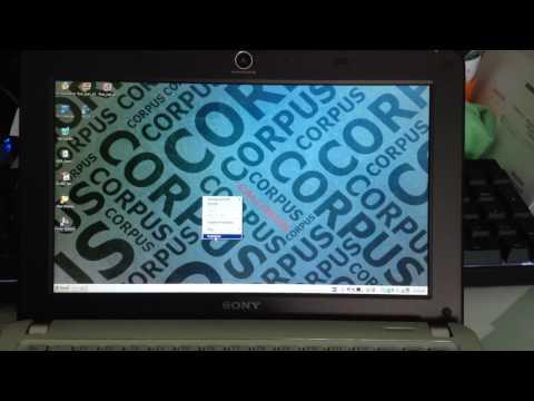 Windows XP change screen brightness (software)
