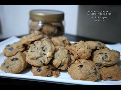 Copycat Famous Amos Choc Chips Cookies Recipe | The ULTIMATE choc chips cookies RECIPE