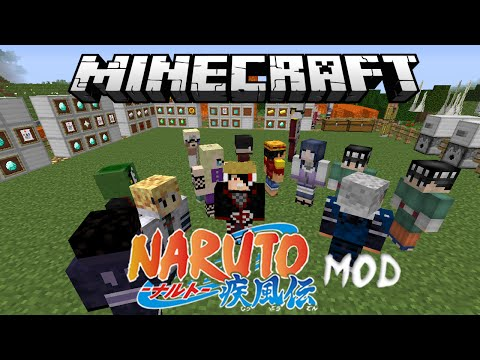Naruto Minecraft Animation Related Keywords & Suggestions