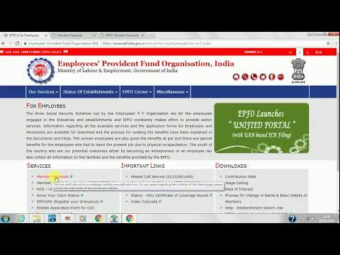 PROVIDENT FUNDS & PENSION ONLINE WITHDRAWAL WITHOUT DOCUMENTS ANY TIME CHECK BALANCE ALSO