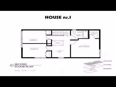 Tiny Guest House Floor Plans