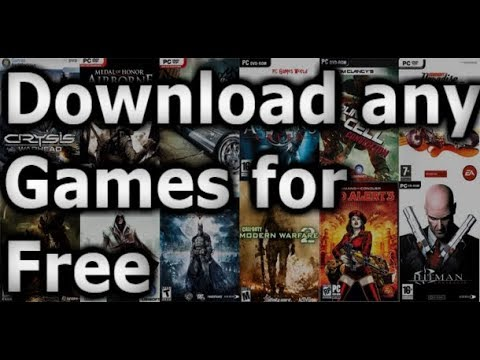 How to download all pc games for free in 2018 [1080p]