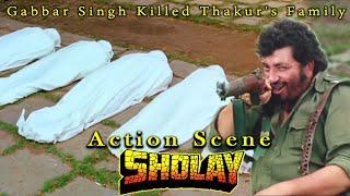 Gabbar Singh Killed Thakur