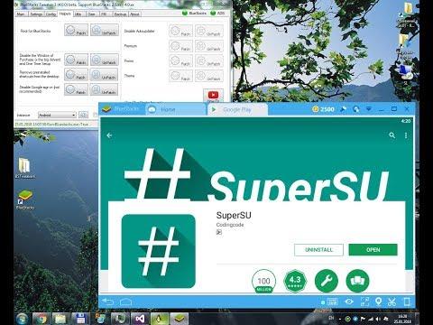 BSTweaker 4. How to Root BlueStacks 4 with BSTweaker 4 and SuperSU 2.82