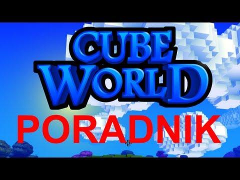 Cube World jak uruchomić serwer