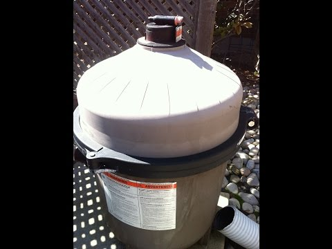 Can I Pressure Wash Pool Filter Cartridges?