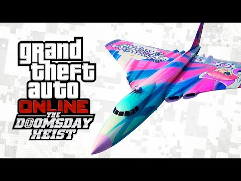 GTA Online - Volatol [The Doomsday Heist]