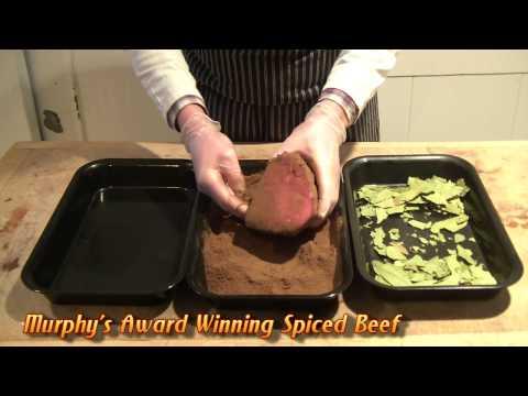 Murphys Spiced Beef