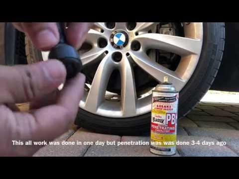 Removing McGard Lug Nut