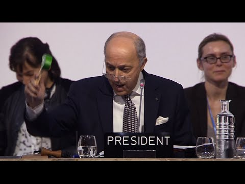 195 nations approve Paris deal to stop global warming