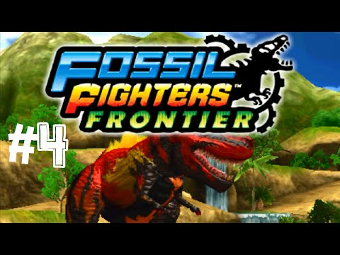 Fossil Fighters: Frontier Nintendo 3DS Paradise Island! Walkthrough/Gameplay Part 4 English!