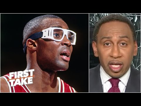Stephen A. reacts to Horace Grant calling Michael Jordan a 'liar' and a 'snitch' | First Take