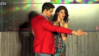Full UNCUT Song Launch | Bandook Meri Laila | A Gentleman | Sidharth Malhotra | Jacqueline Fernandez