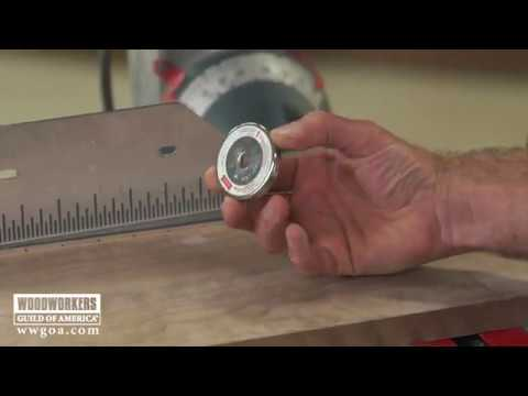 How to Attach a Miter Saw Laser
