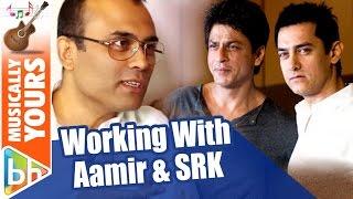 Working With Aamir Khan & Shah Rukh Khan   Amitabh Bhattacharya Shares His Experience