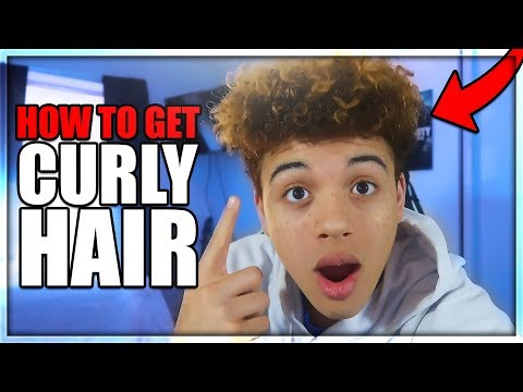How To Get Curly Hair! The BEST Tips and Tricks for Curly Hair! (Hair Tutorial)