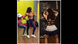 Shirley Setia latest and hot Dance compilation