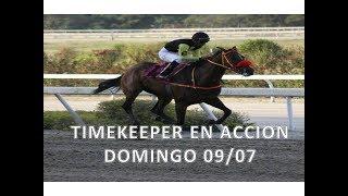 """""""TIMEKEEPER EN ACCIÓN"""" DOMINGO 09 De JULIO LA RINCONADA"""