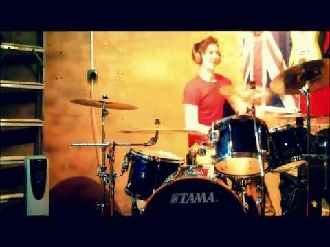 Featurecast - Ike's School (Jims Drum Remix) Ghettofunk