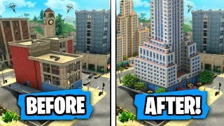 Tilted Towers is Changing...