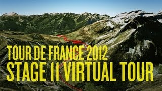 Tour De France Virtual Tours: Stage 11 One of Few Remaining Tests for Leader Bradley Wiggins