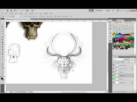 How I Design Tattoos