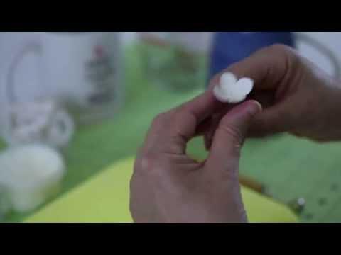 How To Make Gum Paste Filler flowers