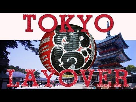 Tokyo Layover - Daytrip to Narita - Shinsho-ji Temple