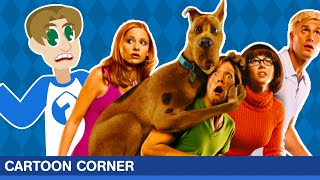 Download ZOMBIE ISLAND BUT WORST | Scooby-Doo The Movie Review - Cartoon Corner Video