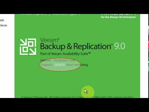 How to Crack Veeam Backup & Replication 9