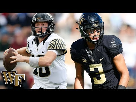 Watch Out For Wake Forest