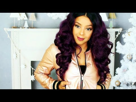 Sensationnel Synthetic Hair Empress Lace Parting Wig DEE | GirlRatesWorld