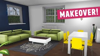 LIVING ROOM MAKEOVER - House Flipper Ep 7