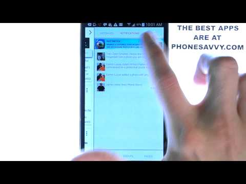 Fast For Facebook - Android App Review - A Much Better Facebook Experience