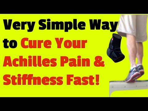 Achilles Tendonitis & Tendonosis Treatment: How I Cured My Achilles Tendon Pain & Stiffness